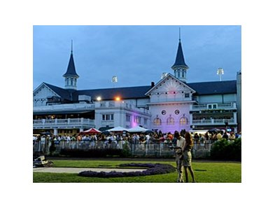 Churchill Downs will open the spring meet with a special Saturday night race card.