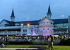 No night racing at Churchill Downs on Halloween.