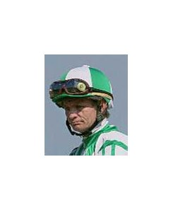 Jockey Pat Day earned his 7,996th career win on Saturday.