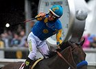 American Pharoah Logs Final Santa Anita Drill