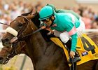 "Madeo scores his first graded stakes win in the Del Mar Derby (gr. II).<br> <a target=""blank"" href=""http://www.bloodhorse.com/horse-racing/photo-store?ref=http%3A%2F%2Fpictopia.com%2Fperl%2Fgal%3Fprovider_id%3D368%26ptp_photo_id%3D5739875%0D%0A%26ref%3Dstory"">Order This Photo</a>"