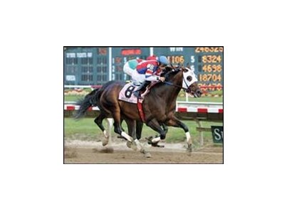 Mass Cap winner Brass Hat will close out the Keeneland fall meet in the Fayette.