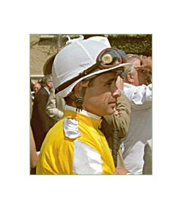 Jockey Mike Smith, finalist for Hall of Fame induction.