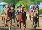 "Keen Pauline runs away from the competition in the Black-Eyed Susan Stakes.<br><a target=""blank"" href=""http://photos.bloodhorse.com/AtTheRaces-1/At-the-Races-2015/i-38ZCXRn"">Order This Photo</a>"
