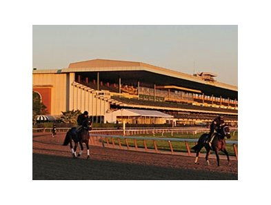 Belmont Park opens its fall meet Sept. 5.