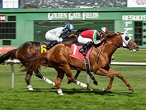 G G Ryder wins the San Francisco Mile.