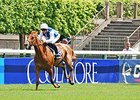 Queen's Jewel wins the Pour Moi Coolmore Prix Saint-Alary.