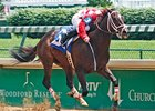Ready's Rocket, winning his 9th victory at Churchill Downs.