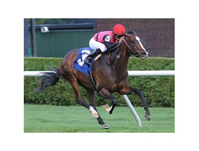 Keertana in the Glen Falls Handicap.