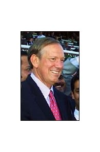 Gov. George Pataki, reportedly favors VLTs for Aqueduct.