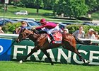 Make Believe wins the D'Essai Des Poulains Prix Le Parisien.