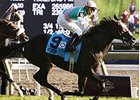 Ventura winning the Woodbine Mile (Can-I)