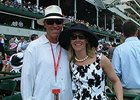 Sherri and Michael DiMenna at 2005 Kentucky Derby