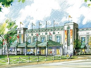 Suffolk Downs Expansion Plan Tied to Gaming