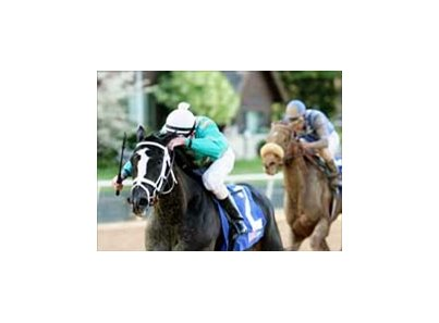 Ready to Please wins wild Fantasy,  Friday at Oaklawn.