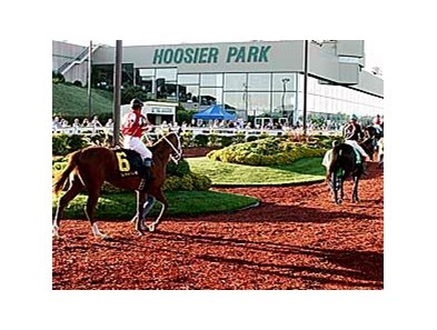 Hoosier Park has been approved to purchase the 110 acres of land on which the Anderson, Ind., racetrack sits for $750,000.