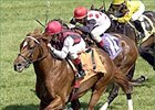 Wando picks up where he left off in '03 with an easy win at Keeneland.