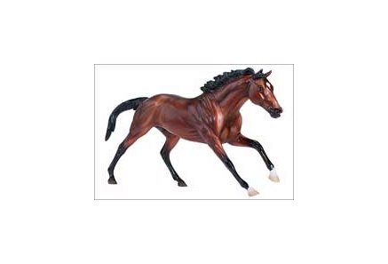 Breyer has donated $241K from the sales of their Barbaro model.