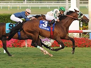 Kiss the Kid Defends Appleton Stakes Title