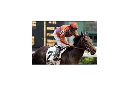Don't Get Mad returns to winning ways in Northern Dancer.