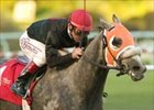 Underwood winner Sailors Sunset will be back on track Saturday in the L.A. Handicap.