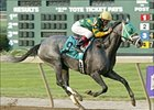 Smoke'n Frolic gets back on winning track with victory in Turfway BC.