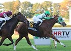 "Sunshine for Life goes gate-to-wire to upset the Athenia.<br><a target=""blank"" href=""http://www.bloodhorse.com/horse-racing/photo-store?ref=http%3A%2F%2Fpictopia.com%2Fperl%2Fgal%3Fprovider_id%3D368%26ptp_photo_id%3D6280328%26ref%3Dstory"">Order This Photo</a>"