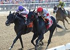 Stallwalkin' Dude wins the Diablo Stakes.