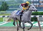 Awesome Maria was a winner in last year's Ogden Phipps Handicap.