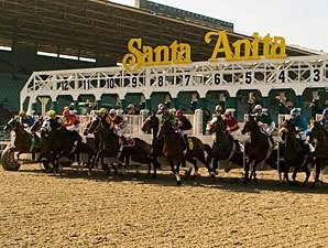 Santa Anita Allocated Fall Race Dates by CHRB