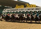 Santa Anita Figs Dip After Messy Start