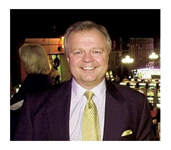 "MTR Gaming president and chief executive officer Edson ""Ted"" Arneault"