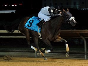 Homebred Strike the Moon Hits It Big in Oaks