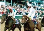 Kona Gold won the 2000 Breeders' Cup Sprint.