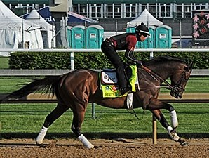 Firing Line at Churchill Downs 4.29.15.