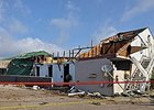 Tornado Damage at Churchill Downs