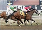 Saratoga County edges Don Six in the General George Handicap.