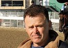 Trainer Michael Stidham won the 1,000th race of his career Feb. 1 at Sam Houston.