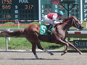 Jockey Piermarini Reaches 2,000-Win Mark