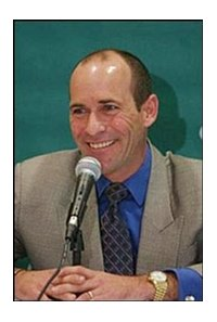 Hall of Fame jockey Gary Stevens, announcing his retirement on Friday, Nov. 25.