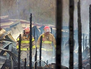 Updated: Riverside Fire Kills 27 Horses