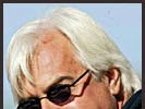 Trainer Bob Baffert.