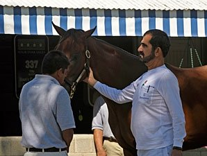 Champion Owner: Godolphin Racing