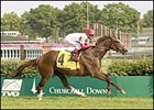 Kitten's Joy romps in his 2005 debut.