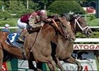 "Spun Sugar (back) outlasts Balletto to win the Go for Wand Stakes, Sunday at Saratoga.<br><a target=""blank"" href=""http://www.bloodhorse.com/horse-racing/photo-store?ref=http%3A%2F%2Fpictopia.com%2Fperl%2Fgal%3Fgallery_id%3D6823%26process%3Dgallery%26provider_id%3D368%26ptp_photo_id%3D455108%26sequencenum%3D0%26page%3D"">Order This Photo</a>"