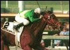 Golden Apples, winning the Las Palmas Handicap.