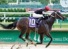 Street Story Flies to Winning Colors Win