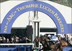 Dylan Thomas took the Prix de l'Arc de Triomphe (Fra-gr.IT) as a prelude to his Breeders' Cup start.