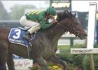 Horse of the Year candidate Mineshaft won the 2003 Pimlico Special, which was canceled the previous year.