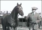 Northern Dancer with trainer Horatio Luro.